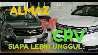 Video Wuling Almaz vs Honda CRV Turbo: mana yang lebih unggul? MP3, 3GP, MP4, WEBM, AVI, FLV Mei 2019