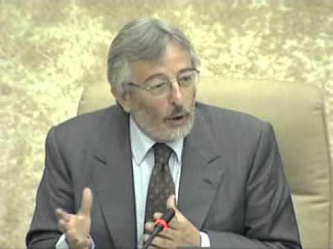 Intervento del Sostituto Procuratore alla Procura di Roma, Giovanni Salvi