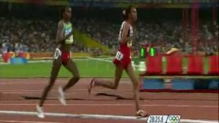 Tirunesh Dibaba; Best Runningtechnique Ever! (Olympic Gold 2008 And 2012)