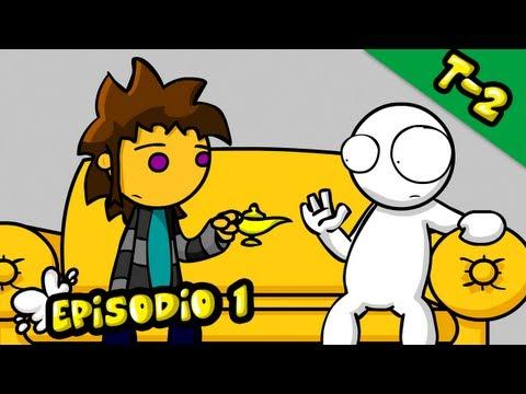 Vete a la Versh - Temporada 2, Episodio 1: La Lámpara Mágica