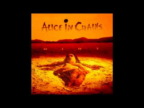 Alice In Chains Dirt FULL ALBUM 1992 Early U.S. Edition