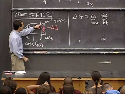 Lec 20 | MIT 18.01 Single Variable Calculus, Fall 2007