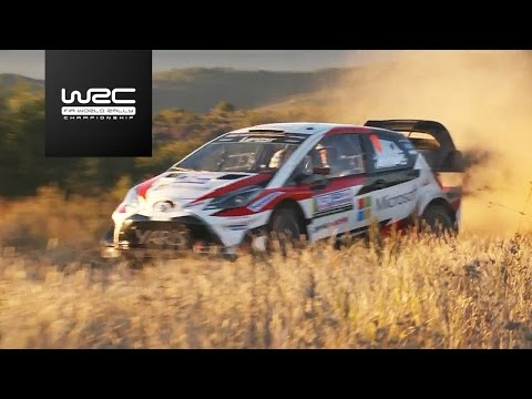 WRC/Rally Argentina -Shakedown