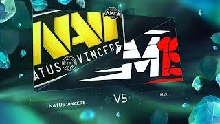 NV vs M19 - Неделя 2 День 2 / LCL