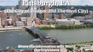 Pittsburgh (PA) United States  city photos : Pittsburgh, PA, USA - Part 1