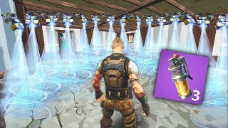 NEVER SEEN STINK BOMB GLITCH! *NEW* | Fortnite Funny and Best Moments Ep. 147 Fortnite Battle Royale