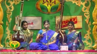 Margazhi Maha Utsavam Nithyasree - Episode 03 On Thursday, 19/12/13