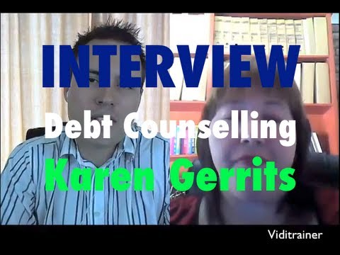 Interview – Debt counselling and debt counsellors in South Africa