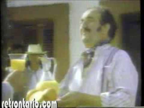 Del Monte advert, 1984