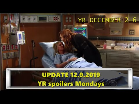YR 12/9/2019 - The Young And The Restless Spoilers Monday, December 9   YR News And Update