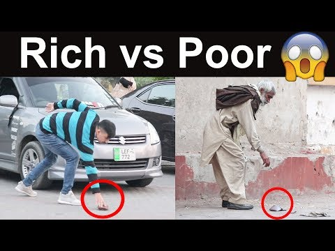 Dropping Wallet | Rich vs Poor Social Experiment