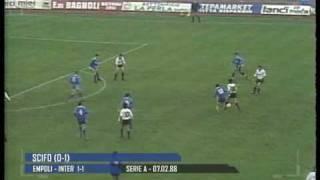 Enzo Scifo bei Inter Mailand (1987/88)