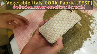 video thumbnail Pet Collars Vegetable CORK Leather Vegan Fashion youtube