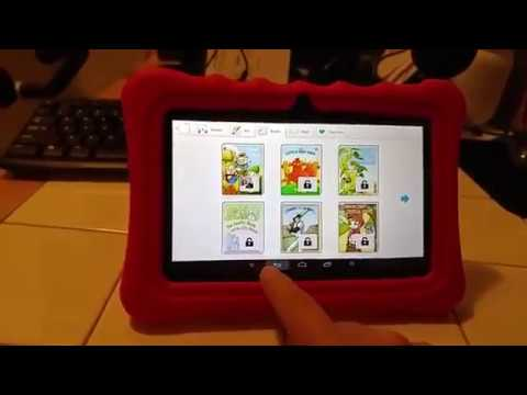 GBTIGER L701 7.0 inch, 8GB Android 4.4 Quad Core Kids Tablet
