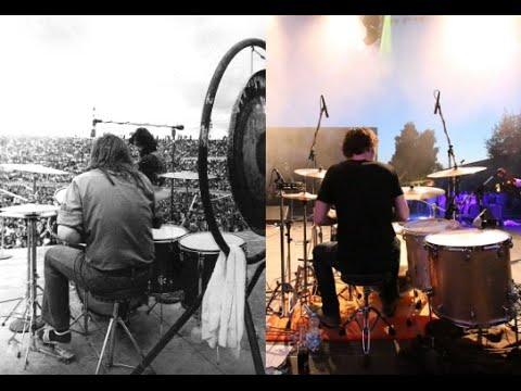 a Drum Solo (Tribute to John Bonham, Joe Morello, Mitch Mitchell & Eric Slick)