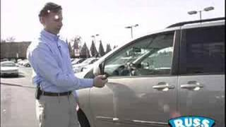 2008&2009 Toyota Sienna XLE Test Drive Review&Report