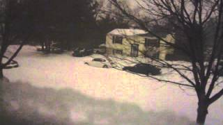 Frederick (MD) United States  city photos gallery : Blizzard of 2016 Frederick, MD Snow Time-lapse