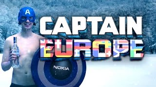 CAPTAIN EUROPE - Going Viral