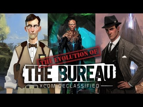 The Bureau: XCOM Declassified (CD-Key, Steam, Россия и СНГ) Review