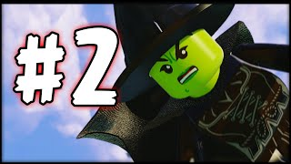 LEGO Dimensions - PART 2 - Welcome to OZ! (Gameplay Walkthrough HD)