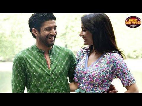 Shraddha Kapoor & Farhan Akhtar Trying To Hide The