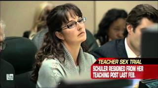 Hot Teacher Stacy Schuler Found Guilty of Having Sex with 5 Ohio High School Gym Students of Hers.