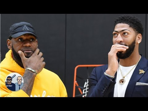 Video: Anthony Davis' comments were straight out of the 'Klutch playbook' - Ryen Russillo | Jalen & Jacoby