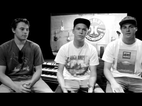 tunnel - Ska band Tunnel Vision (Hayden, Jacob and Tanner) came by to have a jam session in the studios. We're loving the surf and skate vibes coming from this San Cl...