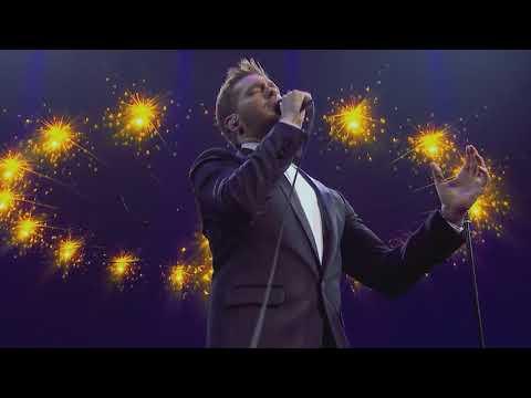 Michael Bublé - Tour Announcement: London, UK @ Hyde Park on July 13, 2018!