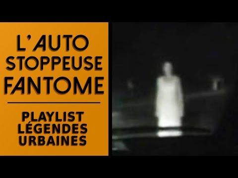 L' Auto-Stoppeuse fantôme ! - Légendes Urbaines