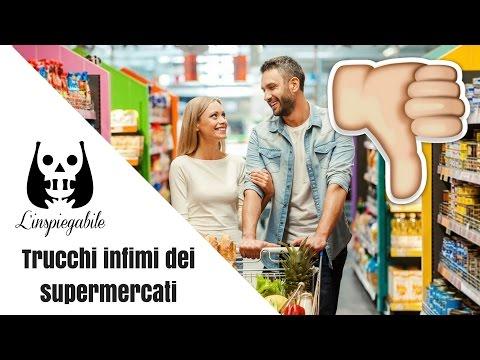 8 infimi trucchi dei supermercati per farti comprare di più