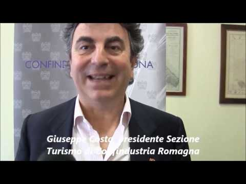 Interviste al Presidente Sezione Turismo Costa e alla Vice Presidente Vicario Federturismo Marina Lalli