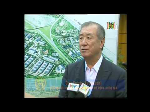 Đoàn Ủy ban hợp tác kinh tế Mekong - Nhật Bản thăm và làm việc tại Hanssip