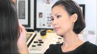 Bobbi Brown化妝教室 廣告: 黑眼圈化妝術