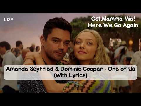 Mamma Mia! Here We Go Again - One of Us (Lyrics Video)