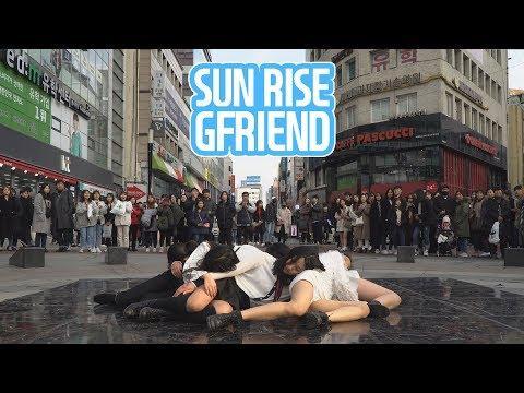 「K-Pop in Public」 GFRIEND - SUNRISE DANCE COVER / 여자친구 - 해야 버스킹 - Thời lượng: 3 phút, 47 giây.
