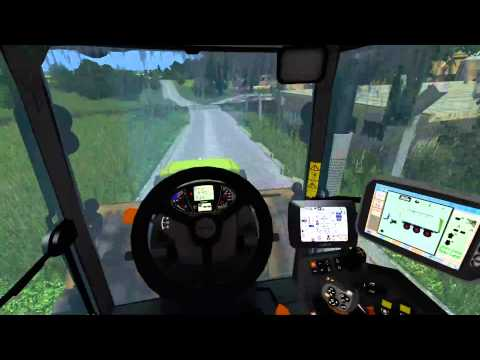 CLAAS Axion 950 v1.0