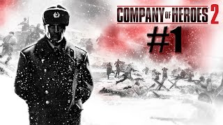 Company Of Heroes 2 - #1 - Chilled Gaming