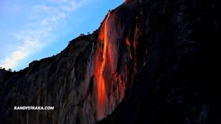 Nonton Horsetail Fall   Yosemite National Park  February 2016 Film Subtitle Indonesia Streaming Movie Download