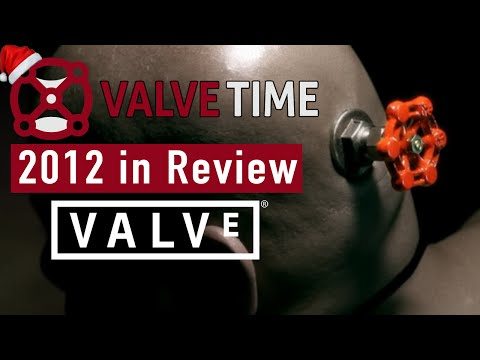 Valve software - 2012 was one pretty busy year for Valve. We're hoping we'll see just as much good content in 2013! Happy New Year Everybody! Visit our site: http://www.valve...