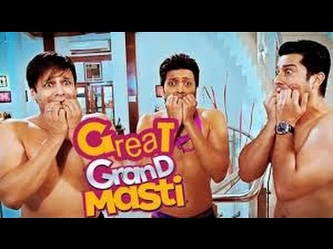 Great Grand Masti 2016 Movie | Promotional Events | Vivek Oberoi, Ritesh Deshmikh, Aftab Shivdasani - Movie7.Online