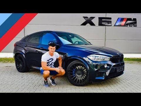 BMW X6M HAMANN bemutató - 575 HP | 750 NM 🔝