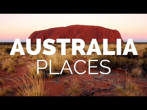 10 Best Places to Visit in Australia - Travel Video