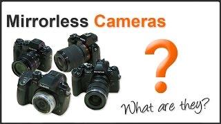 Mirrorless Cameras Pt. 1