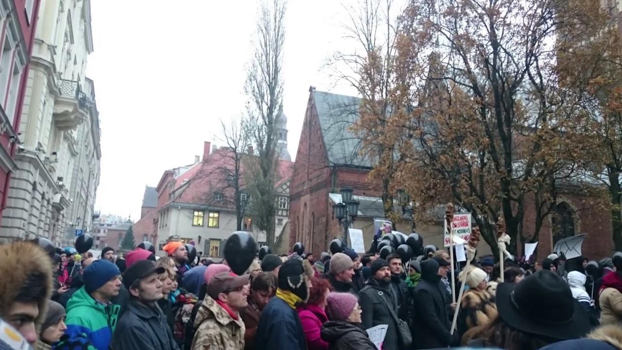 Pikets. Saeima. MUN