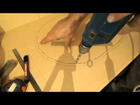 Как сделать столешницу своими руками смотреть видео