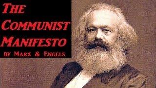 THE COMMUNIST MANIFESTO - FULL AudioBook - by Karl Marx & Friedrich Engels