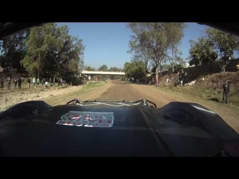 Andy McMillin 2010 SCORE Baja 1000 InCar Start to Ojos