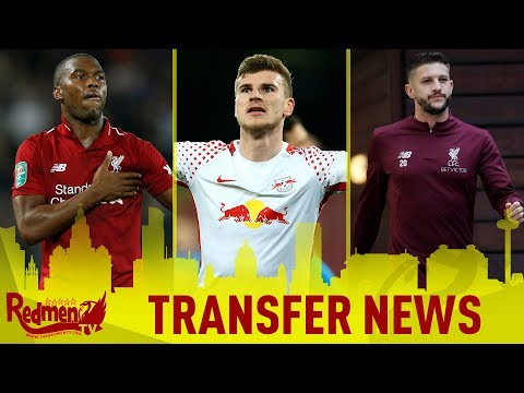 Timo Werner Rumours, New Contract For Sturridge And Fenerbahce Want Lallana | LFC Transfer News