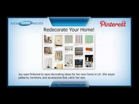 What Is Pinterest – L1 V1